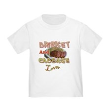 Brisket And Cabbage Lover T
