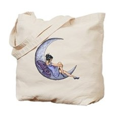 A Fairy Moon Tote Bag