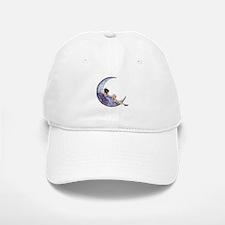 A Fairy Moon Baseball Baseball Cap