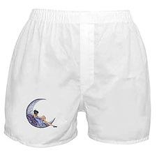 A Fairy Moon Boxer Shorts
