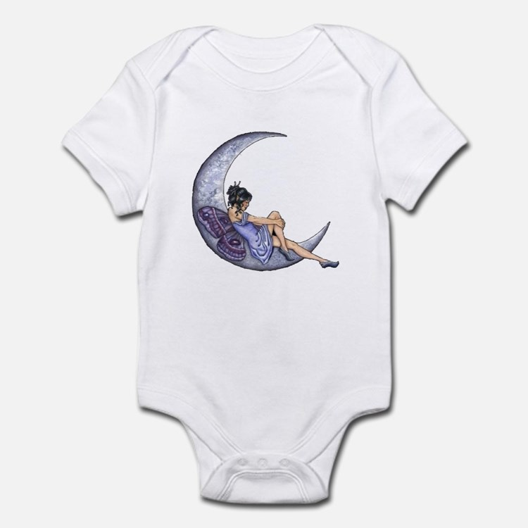 A Fairy Moon Infant Bodysuit