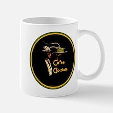 Caf`e Chocolats - Mug