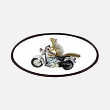 Motorcycle Squirrel Patches