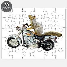 Motorcycle Squirrel Puzzle