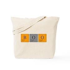 Periodic Boo Tote Bag