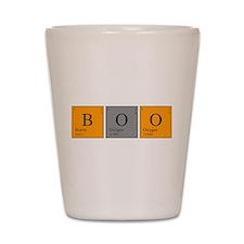 Periodic Boo Shot Glass