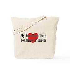 Longmont Ancestors Tote Bag