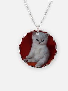 British Shorthair kitten Necklace