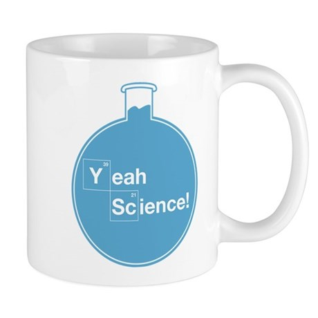 Yeah Science Mug