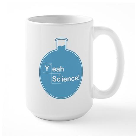 Yeah Science Large Mug