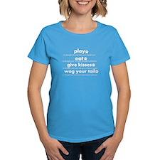 Dog Dance Darks T-Shirt