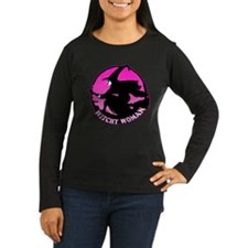 Witchy Woman (Pink) T-Shirt