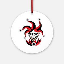 Jester - Costume Ornament (Round)