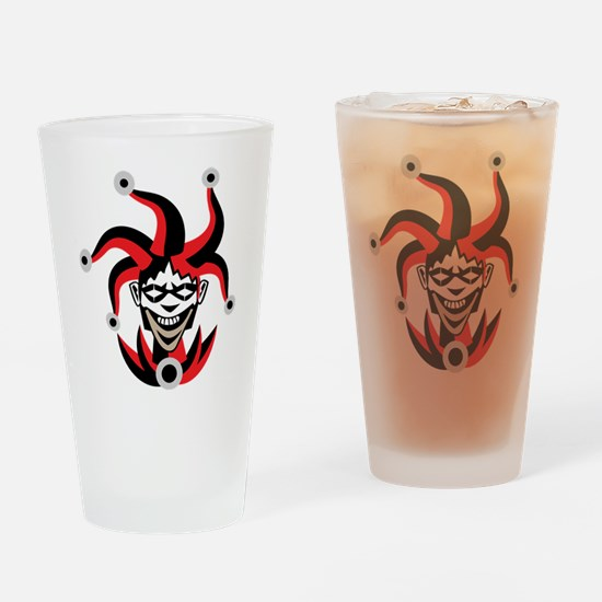Jester - Costume Drinking Glass