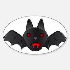 Halloween - Vampire Bat Decal