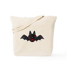 Halloween - Vampire Bat Tote Bag