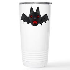 Halloween - Vampire Bat Travel Mug
