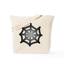 Halloween - Spider Web Tote Bag