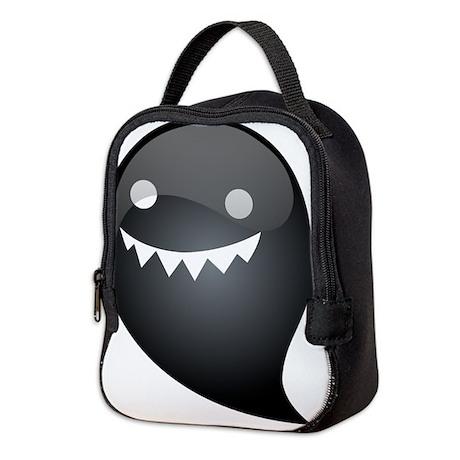 Halloween - Ghost Neoprene Lunch Bag
