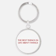 best-things-in-life-OPT-RED Keychains