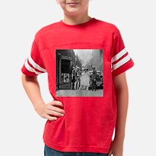 The Krazy Kat Speakeasy Youth Football Shirt