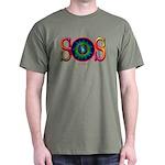 SOS Earth Day Dark T-Shirt