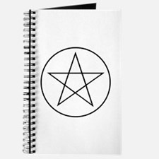 Classic Pentacle - Pentagram Journal