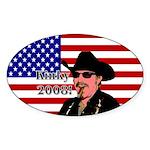 Kinky 2008! Oval Sticker