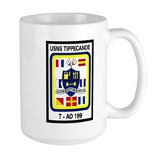 T AO 199 USNS Tippecanoe Mug