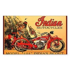 "*Discounted* Indian Motocycles *Model #101"" Indian"