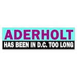 Aderholt, Go Home (bumper sticker)