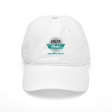 1921 Birthday Vintage Chrome Hat
