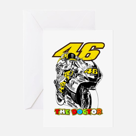 Valentino Rossi Greeting Cards – Valentino Rossi Birthday Card
