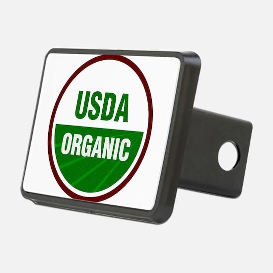 USDA Organic certificate Hitch Cover