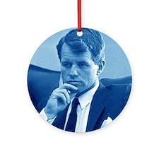 Robert Bobby Kennedy Ornament (Round)