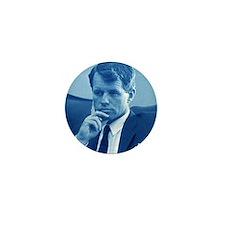 Robert Bobby Kennedy Mini Button