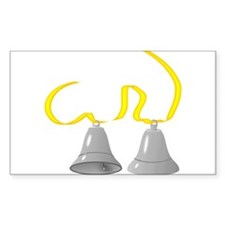 Silver Bells Ringing Decal