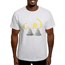 Silver Bells Ringing T-Shirt