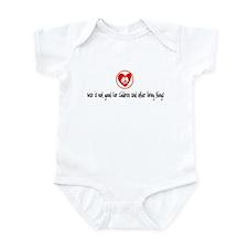 Anti-War Infant Creeper