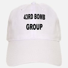 43RD BOMB GROUP Baseball Baseball Cap