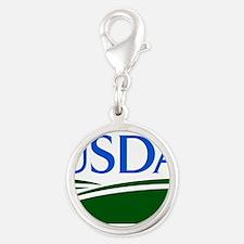 USDA logo Charms