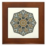 Portofino Framed Tile