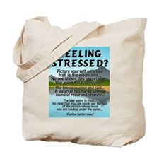 Feeling Stressed Tote Bag