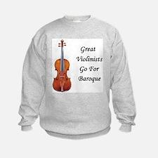 Go for Baroque Sweatshirt