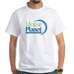 MousePlanet White T-Shirt