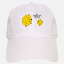 Lemonly Advice Baseball Baseball Cap