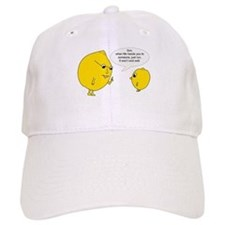 Lemonly Advice Baseball Cap