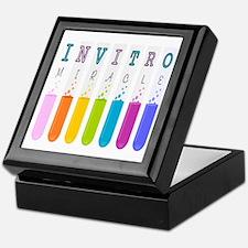 Invitro Miracle Keepsake Box