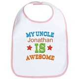 Baby from uncle Cotton Bibs