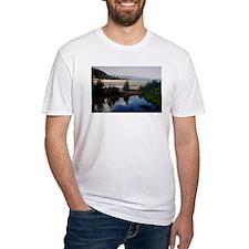 Waimea bay fitted T-shirt
